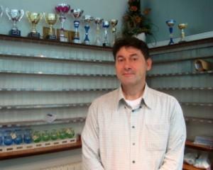 Željko Miličić, pazitelj