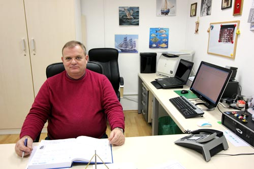 Stručni suradnik - Željko Validžić, prof.